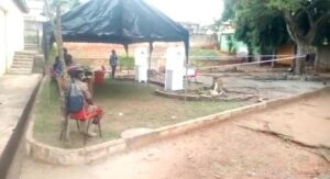 #ElectionBillboard: 2020Polls - Bimbago Community Boycotts Election Over Lack Of Development