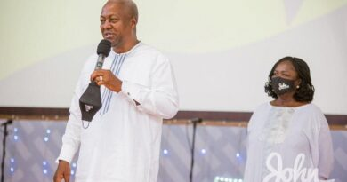 He That Handles A Matter Wisely Shall Find Good - Mahama Goes Biblical