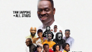 Yaw Sarpong & Asomafo out with 'Peace Song' featuring All Stars [Download Video + Audio]