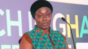 Ursula Owusu Retains Ablekuma West Seat As NDC Candidate Concedes Defeat