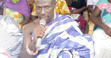 'Ghana Develops Faster When NPP Is In Power' — Chief Of Yediyesele