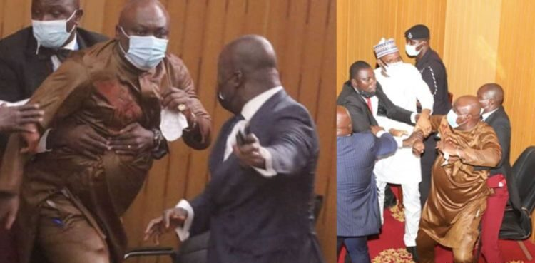 Video Compilation Of Fights That Took Place In Parliament Worldwide