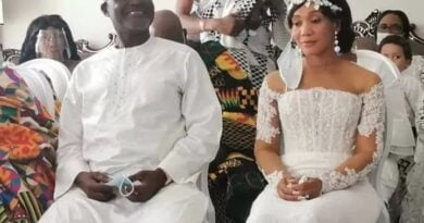 Exclusive Photos From Kennedy Agyapong's Wedding
