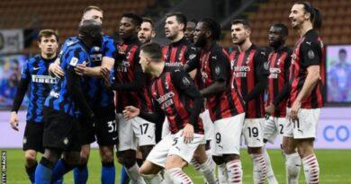 Ibrahimovic And Lukaku Given One-match Bans After Coppa Italia Clash