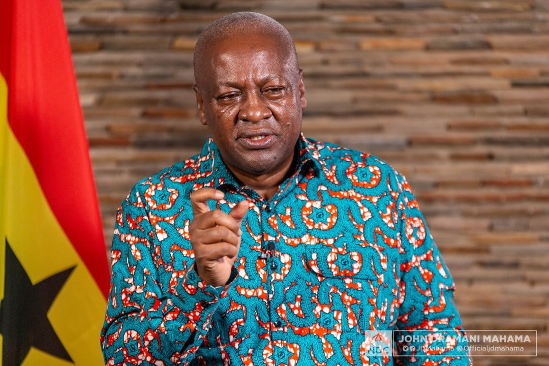 Brakopowers: Mahama-tical Errors, Shifting Stance, Presidential Run-off And Other Matters