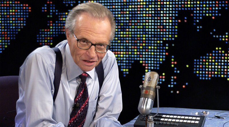 Covid-19: Larry King reported dead