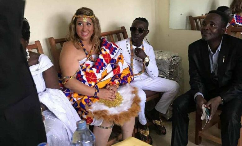 BREAKING: Patapaa and Wife Involved In Accident
