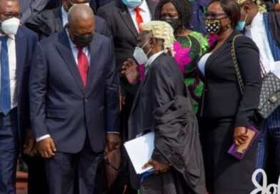 [Photos] Check Mahama's First Appearance In Supreme Court Over Election Petition Case