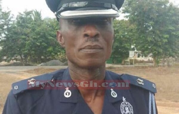 BREAKING NEWS: Police Commander Commits Suicide -[SEE PHOTOS]