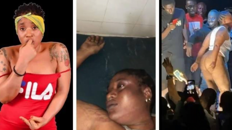 Screenshot 2021 01 18 Slay queen dies after being sexually harassed on stage WATCH VIDEO