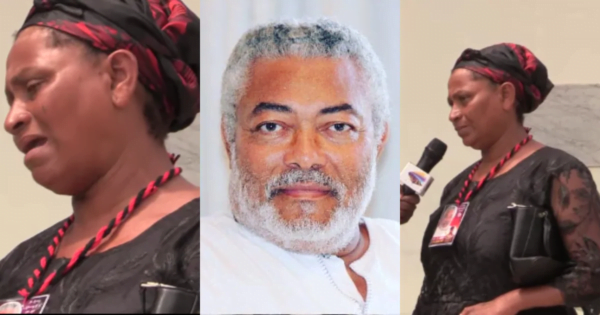 Public Views On Claims By Two Middle-Aged Women As Being Daughters Of The Late President JJ Rawlings