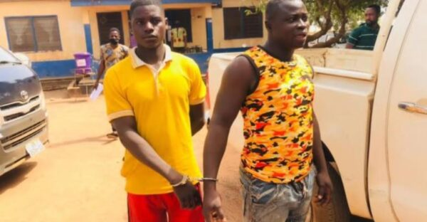 Two Grabbed For Child Trafficking In Tatale