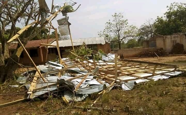 Rainstorm Renders Over 100 People Homeless In Seikwa