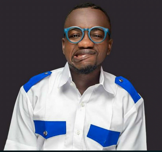 I'm The Unfunniest Comedian In Ghana- Ajeezay