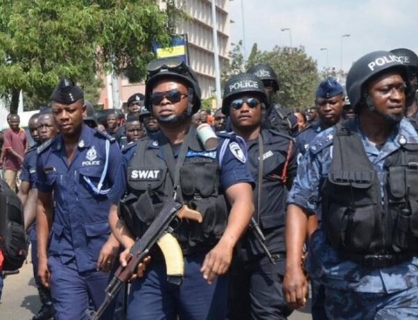 BREAKING NEWS: Police Commander Commits Suicide - [SEE PHOTOS]