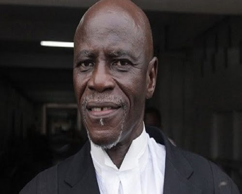 Check Out Akufo-addo's Lead Lawyer Against Mahama's Election Petition