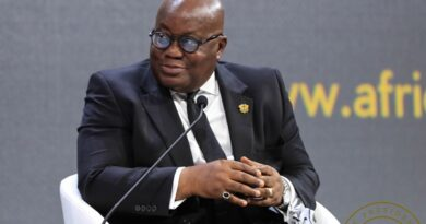 Akufo-Addo attends G5 Sahel Summit in Chad