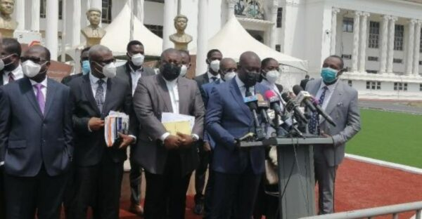 Election Petition: NPP behaving as if there's nothing at stake – Ayine