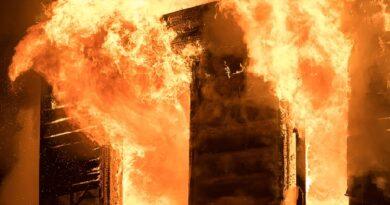 A/R: Fire destroys 3 shops, 7 rooms at Bantama