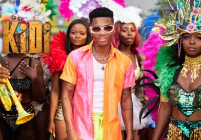 "Music Video: KiDi ""Spiritual"" Ft Kuami Eugene & Patoranking 