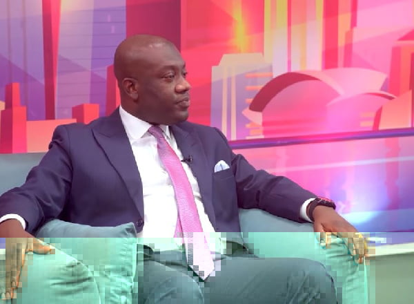 Oppong Nkrumah Opens Up On Gay Allegations And Affair With Older Women