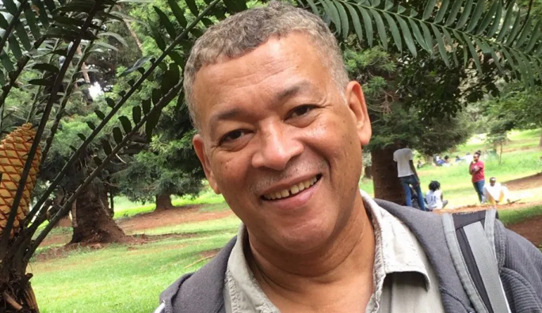David Amanor bids farewell to BBC after 20 years
