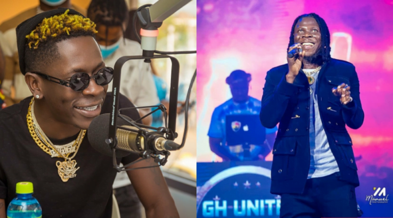 Stonebwoy And Shatta Wale To Be Part Of 2021 VGMA As Board Lifts Ban