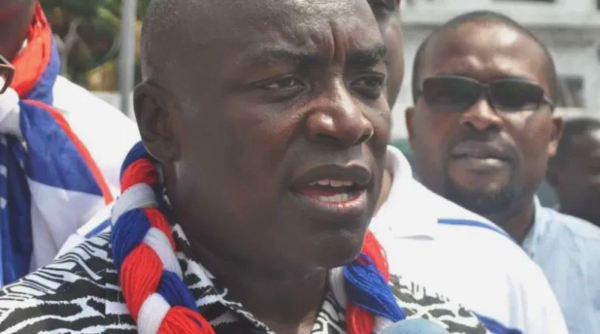 NPP lifts suspension on Kwabena Agyapong