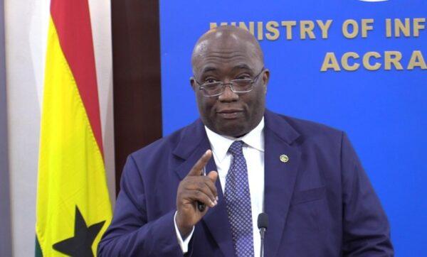 You will succeed as Railway minister, Joe Ghartey tells Amewu