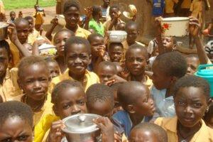 3,300,000 School Children Benefiting From School Feeding Program