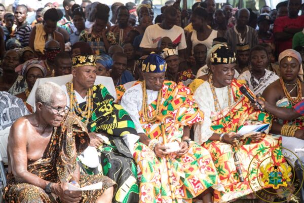 Reverence for Traditional Leaders Halted Burning Bigoted Books – Bright Atsu