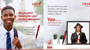 National Essay Competition Winners Receive Educational Scholarships And Other Benefits From UBA Foundation