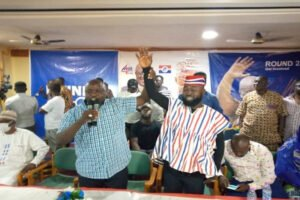 NDC Party Leaders Are Not Truthful - NDC's Asawase Communication Team