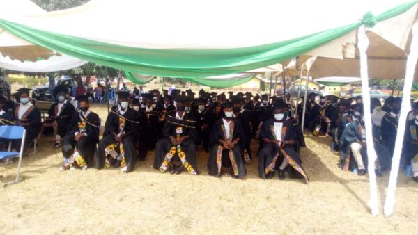 Wenchi Agriculture College Holds 1St Matriculation Ceremony For 152 Fresh Students scaled