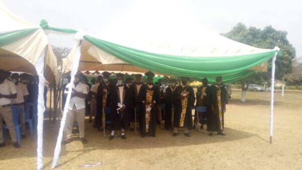 Wenchi Agriculture College Holds 1St Matriculation Ceremony For 152 Fresh Students