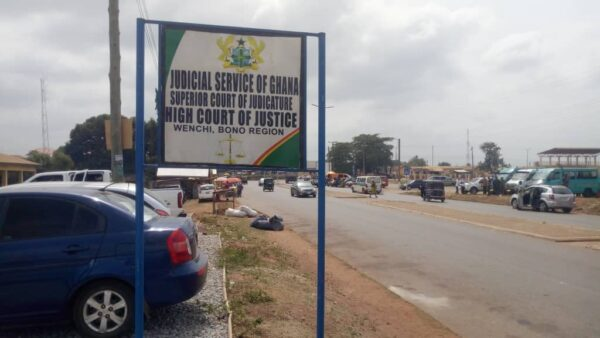 Wenchi High Court Grants Application For Substituted Service