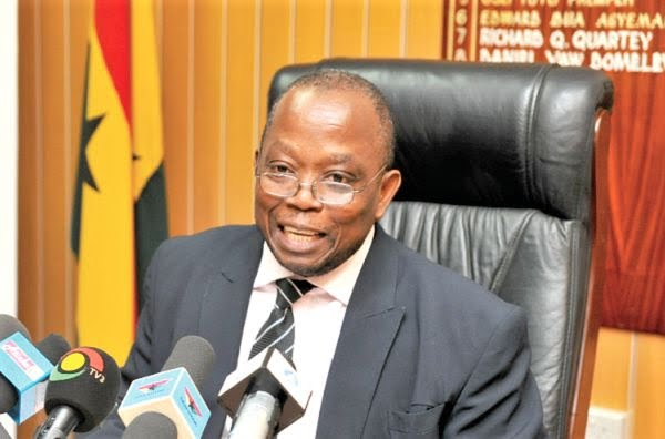 You're Togolese not Ghanaian and age-cheated; your retirement due – Audit Service Board to Domelevo
