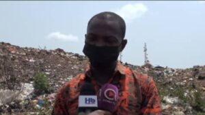 Residents Calls On Government To Evacuate Their Refuse Dump Site