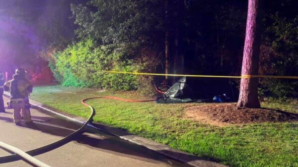 2 Men Killed as Tesla Without Anyone in the Driver's Seat Crashes Into Tree and Catches Fire