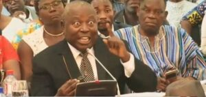 Breaking: Former Special Prosecutor Martin Amidu Drops Wild Statement Over the Appointment of Kissi Agyebeng as the New SP - [FULL STATEMENT]