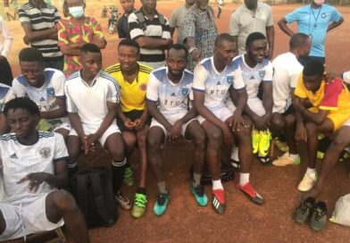 Dr. Mahamudu Bawumia Supports RTU Football Club With Ghc 100,000 to Boost Their Chances of Qualification
