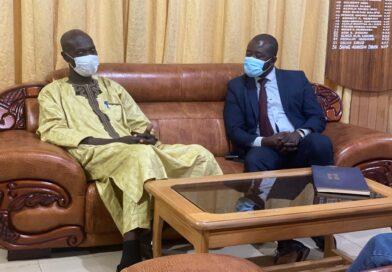 GFA President Begins A Three Days Working Visit In Northern Region