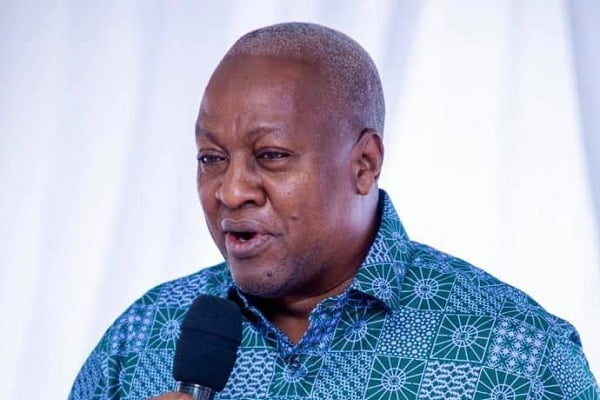 What Form of 'Gel' Are You Talking About – Mahama Asks Government