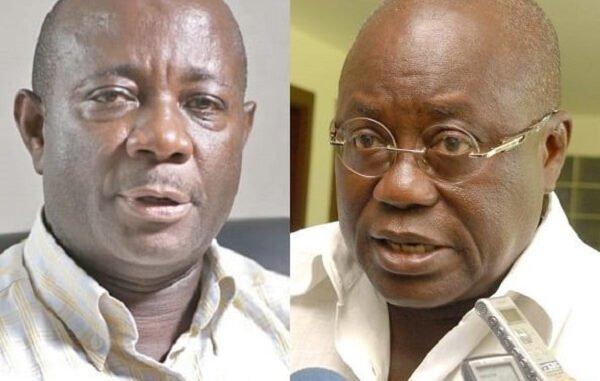 Nana Akufo-Addo Has a Galamsey Representative Supplying Gold to Him At Flagstaff House; Odike Suspected