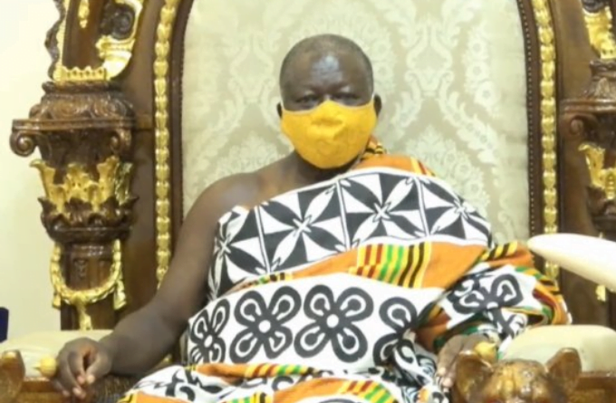 Asantehene Calls on Ghanaians to Fight Against Climate Change