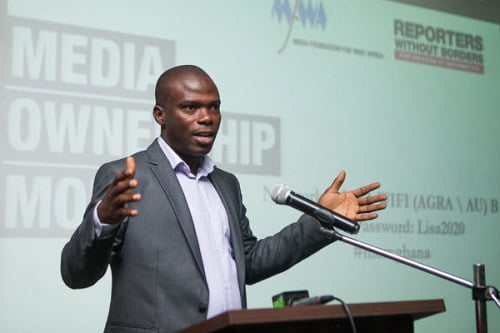 No Media House Requires a License to Operate in Ghana – Sulemana Braimah