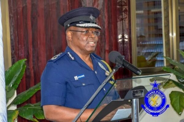 Ghana Has Been and Continue to Be a Peaceful Country - IGP