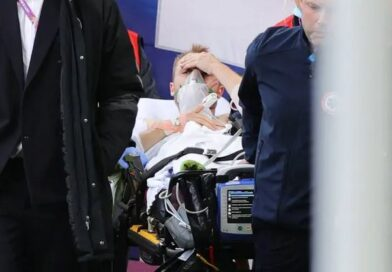 Christian Eriksen Has Been 'Stabilised' In Hospital After Collapsing On Pitch During Euro 2020 Match