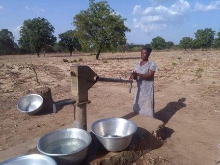 Women in Ga complain of inadequate potable water