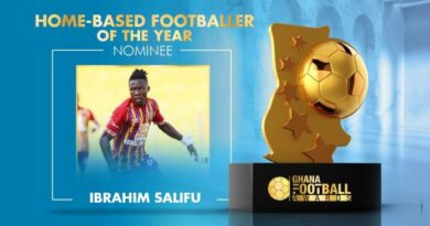 best home based player award a big motivation salifu ibrahim